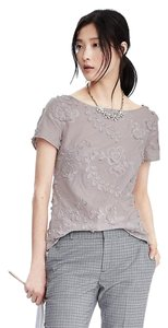 Banana Republic Top Grey Sky