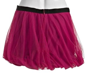 Haute Hippie Mini Skirt Pink