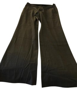 Gap Long Tall Trouser Pants Dark Taupe