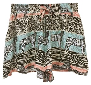 MINKPINK Mini/Short Shorts Black, Cream, Blue, Gray, Pink, Orange