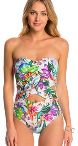 La Blanca La Blanca Calypso Cut-Out swimsuit size 8