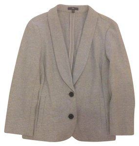 Gap Sweatshirt Grey Blazer