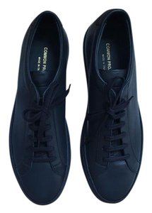 Common Projects Achilles Low Dark Blue Athletic