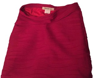 Arden B. Mini Skirt Red