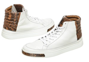 Gucci White/Brown Athletic