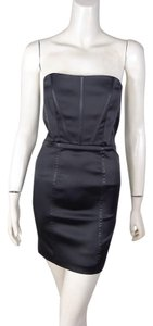 Alice + Olivia Strapless Fitted Dress