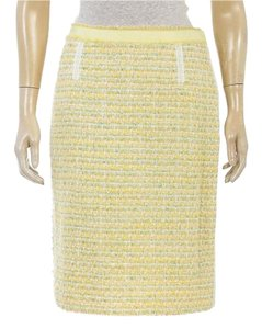 Marc Jacobs Skirt Yellow/Multicolor