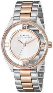 Marc by Marc Jacobs Marc Jacobs Ladies Two-tone Blade Watch
