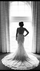 Pronovias Pronovias Marilia 2015 Collection Wedding Dress