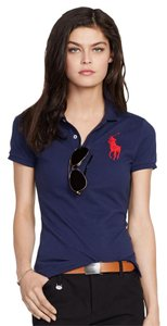 Polo Ralph Lauren Top Navy Blue