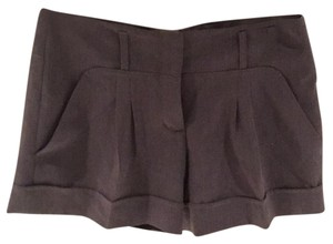 BCBGMAXAZRIA Mini/Short Shorts Gray