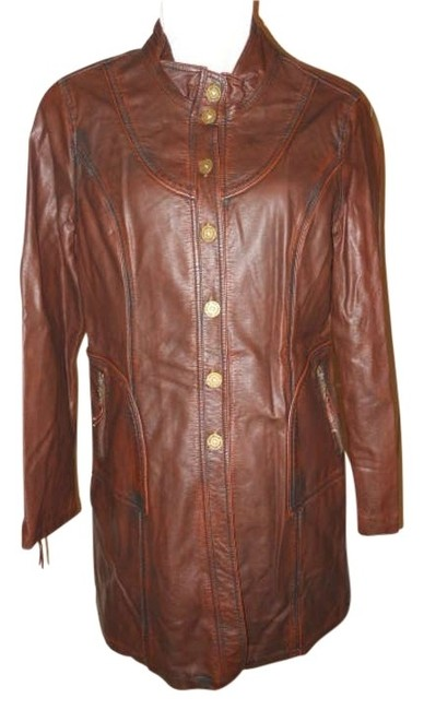 Preload https://item2.tradesy.com/images/brown-solitaire-faux-leather-miltary-jacket-size-16-xl-plus-0x-193881-0-0.jpg?width=400&height=650