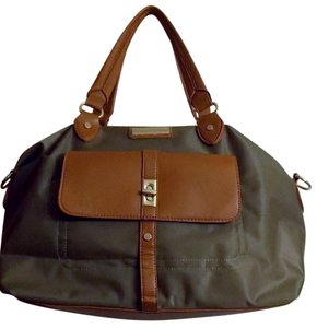 Adrienne Vittadini Satchel in olive