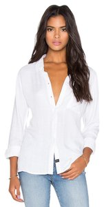 Rails Button Down Shirt Ivory