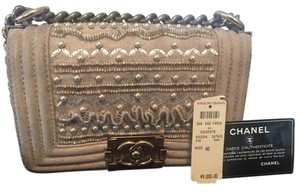 Chanel Pearls Shoulder Bag