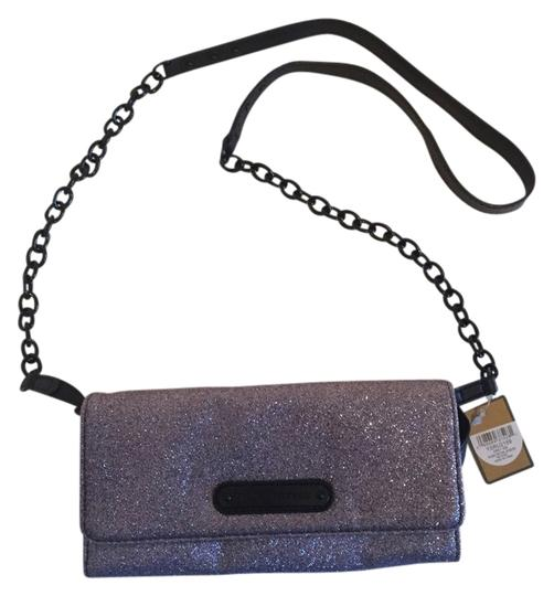 Juicy Couture Glitter Convertible Wallet