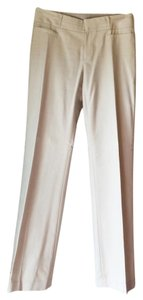 Banana Republic Straight Pants Cream