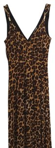 Cheetah Maxi Dress by Jennifer Lopez
