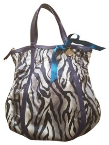 Henri Bendel Satin Nylon Shoulder Bag