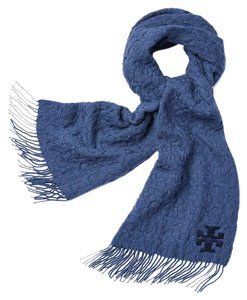 Tory Burch NEW TORY BURCH WHIPSTITCH-T SCARF