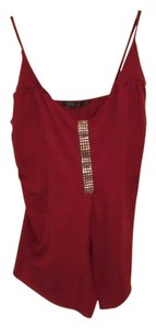 Lush Sparkle Date Top Rosewood