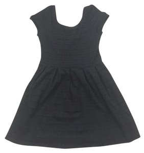 5/48 short dress Black on Tradesy