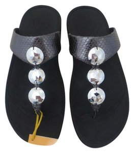 FitFlop Pewter Sandals