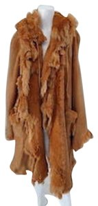 Funky Fur One Of A Kind Fur Coat