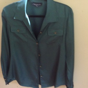 Jones New York Top Green