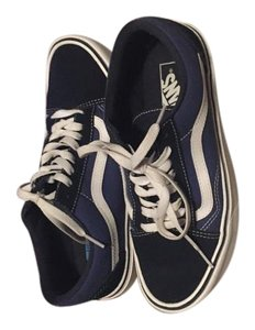 Vans Dark blue/ Light blue/ white Athletic