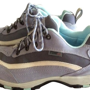 L.L.Bean Light Blue Athletic