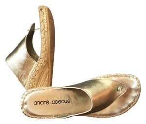 Andre Assous Platino Sandals