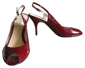 Ann Taylor Cranberry Red, Crimson, Burgandy Pumps
