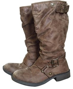 Roxy Light Brown Boots