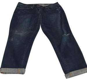 Seven7 Capri/Cropped Denim