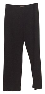 Ann Taylor Straight Pants Black