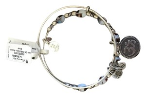 Alex and Ani Alex And Ani Energy OM Silver Bracelets