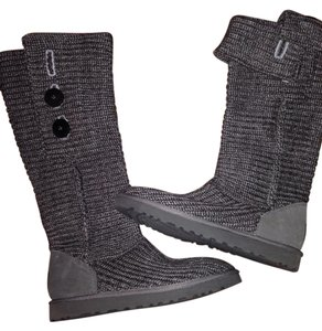 UGG Australia Boot Sweater Grey Boots