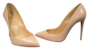 Christian Louboutin New Classic Style NUDE Pumps