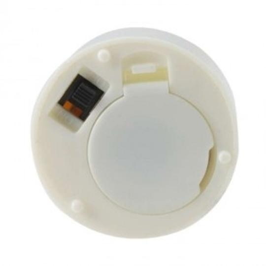 White Battery-operated Tea Light - 98 Votive/Candle