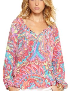 Lilly Pulitzer Top Multi-colored