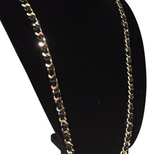 Cra Couture Jewelry Cra Cara NY CHAIN RIBBON necklace Long