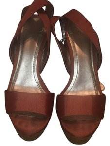 BCBGeneration Terracotta (orange/bronze) Wedges