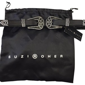 Suzi Roher Double Buckel Belt