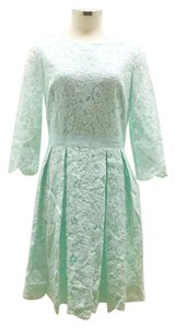 Ted Baker Wedding Lace 3/4sleeves Dress