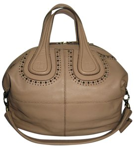 Givenchy Nightingale Tote in Beige