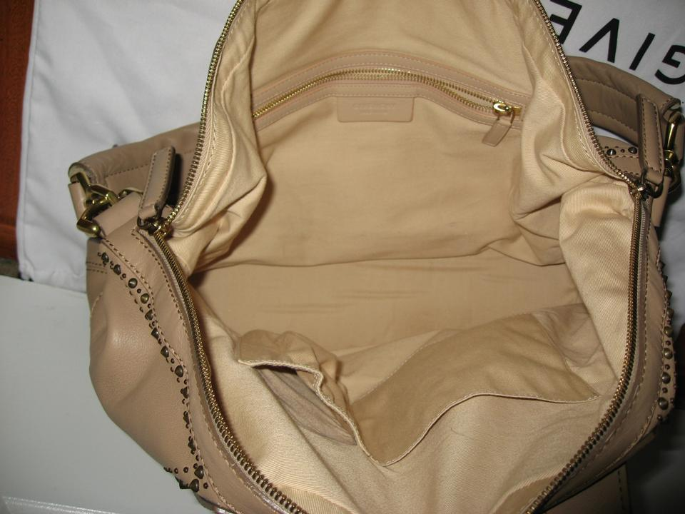30401ddc23c2 Givenchy Nightingale Medium Nightingale Studs Studded Tote in Beige Image  11. 123456789101112