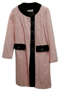 Milly of New York Vintage Classic Wool Coat