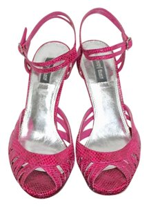 White House | Black Market Sandal Pink Formal