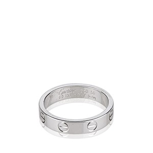 Cartier Jewelry,metal,ring,silver,6ecarg005